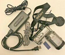 Sony Cyber-shot DSC-F707 Digital Camera Charger USB Cable 16MB Memory Stick