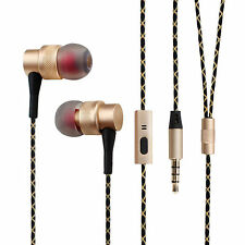 Metall Kopfhörer 3KT38HS Snake In-Ear Headset Headphones in Hardcase Beats Bass