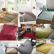 Bordered 100% Wool Rugs