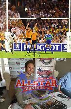 JONNY WILKINSON SIGNED ENGLAND 2003 WORLD CUP FINAL 16x20 PHOTO COA & PROOF