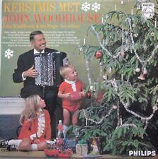 KERSTMIS MET JOHN WOODHOUSE -  LP