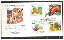 2012- Tunisia- Tunisie-  Organic Farming in Tunisia- FDC