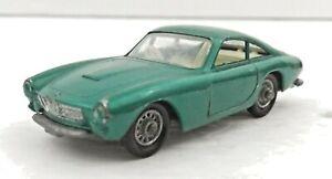 Vintage Lesney Matchbox Series No.75 Ferrari Berlinetta Green 1965