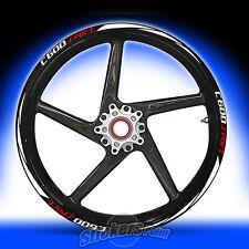 Adesivi moto BMW C600 SPORT RACING 5 stickers cerchi ruote wheels stickers mod.2