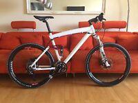 BMW Mountainbike Cross Country, MTB Fully, XT, RH 52 cm,, NP 3299 Euro