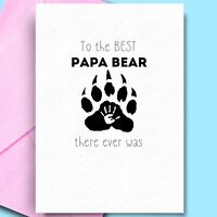 Fathers Day Cards Funny Adult Daddy Dad Father's Day Gifts Father Days Card