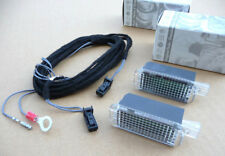 NEU Original Golf 7 5G VW LED Fußraumbeleuchtung Kabel Nachrüstset Variant GTI