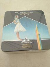 Prismacolor Premier Soft Core Colored Pencils, 132 Assorted Tin Box. NEW