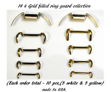 Ring Guard For Loose Rings,Stronghold Ring Size Adjuster all Sizes=10 Pcs Total