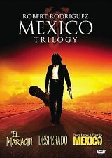 ROBERT RODRIGUEZ MEXICO TRILOGY (EL MARIACHI/DESPERADO/ONCE UPON A TIME IN MEXIC