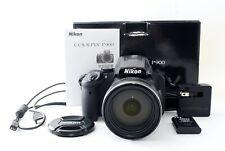 Nikon COOLPIX P900 16MP Compact Digital Camera Shutter count 300 Near Mint