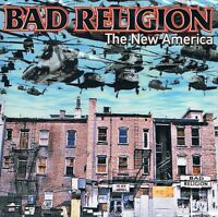 BAD RELIGION - The New America - CD NEU -  It's a long way to the promise land