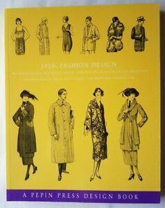 1920's Fashion Design (1998 1st Printing)