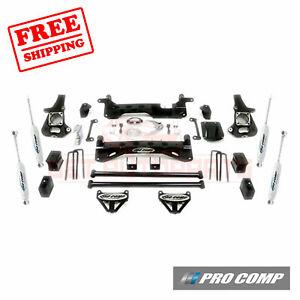 "Pro Comp 6"" Lift Kit 2001-10 Chevy/GMC Silverado/Sierra 1500HD/2500HD & 2500 SUV"