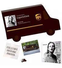 Taylor Swift REPUTATION Ltd Ed United Parcel Service UPS Exclusive CD Bundle