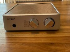 PS Audio Sprout Integrated Amplifier with Phono Stage. Excellent condition
