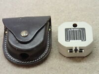 Brunton Compro Lightweight Pocket Transit Compass Nice but Incomplete
