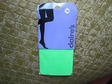 Florescent Green Tights Size S/M