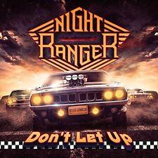 Don't Let Up - Night Ranger (2017, CD NUEVO)