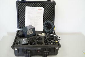 JENOPTIK InfraTEC IR-TCM 384 VarioCAM Infrared Thermal IR Camera