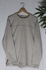 Mens Columbia Long Sleeve Fleece Pullover Tan Size Xl