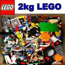 2 Kg misti usati LEGO MINI FIGURES mattoni SCHEDE PEZZI LOTTO BULK