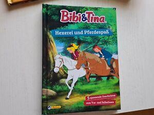 Buch Bibi Und Tina Hexerei+Pferdespaß