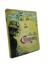 Chinatown (Blu-ray Disc, 2012) NEW with Rare Slipcover OOP Jack Nicholson