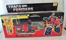 Transformers Original G1 1988 Powermaster Optimus Prime Complete w/ Box