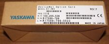 YASKAWA DeviceNet Option Card SI-N3 Rev:F NIB