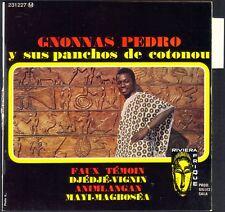 GNONNAS PEDRO AFRO BEAT SIXTIES FAUX TEMOIN RARE EP BIEM RIVIERA AFRIQUE 231.227