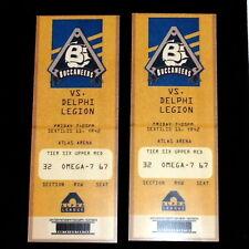 Battlestar Galactica Caprica Cbucs Ticket Set Exact Replicas From Originals