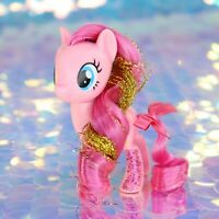My Little Pony PINKIE PIE Pink Balloons Glitter Tinsel G4.5 FiM MLP Movie BA969