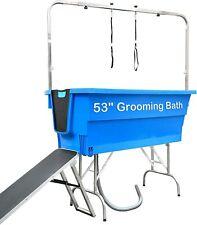 "53"" Pet bathtub Multipurpose for Dog Grooming and Bathing"