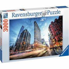 Ravensburger Flat Iron Building Puzzle 3000pc 3
