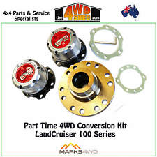 PART TIME 4WD CONVERSION KIT TOYOTA LANDCRUISER 100 105 SERIES LX470 MARKS 4WD.