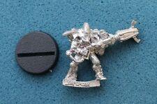 WARHAMMER 40K ELDAR WARP SPIDER ASPECT WARRIOR METAL OOP (P334,P304a)