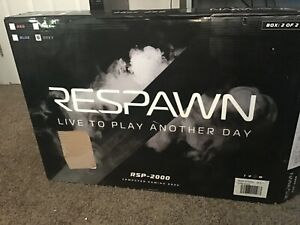 RESPAWN RSP-2000-GRY GAMING DESK SIDES ONLY, (BOX 2 of 2)