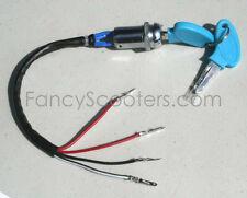 4 Wires ignition Key for X-1,X-2 X-6 Pocket bikes 50Cc 110Cc