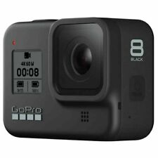 GoPro HERO8 Black ** NEW ** 4K60 Ultra HD HDR HyperSmooth 2.0 Camera BNIB