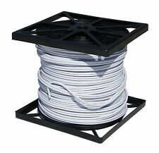 500FT RG59 Siamese Cable with 18/2 Power and 24/2 DATA white color