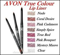 AVON TRUE COLOUR GLIMMERSTICK LIP LINER Creamy Formula for Fresh Lips