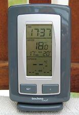 WS 9245 IT Technoline Thermometer innen/außen mit Uhr