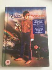 Marillion Misplaced Childhood 3 X CD & BLURAY Book Set 2017 Parlophone MINT