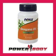 NOW Foods - Oregano Oil, Enteric - 90 softgels