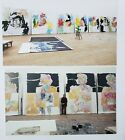 2 Georg Baselitz Exhibition 2012 2014 Gagosian Gallery VIP Invite Modern Art