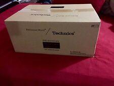 Technics SL-1200GAE 50th Anniversary GAE Limited Edition (New Sealed/Boxed)