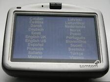 ✔️ WORKING TOMTOM GO 710 SAT NAV NAVIGATION - GB PLUS MAJOR ROADS WE - UK SELLER