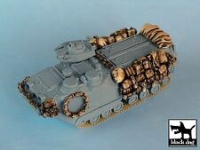 Black Dog 1/72 AAV-P7A1 RAM/RS Accessories Set Iraq War (for Dragon 7237) T72004