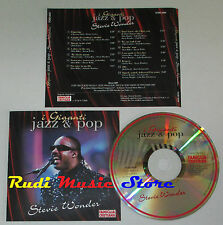 CD STEVIE WONDER I giganti jazz & pop 2000 FAMIGLIA CRISTIANA lp mc dvd vhs